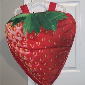 Strawberry Halloween costume